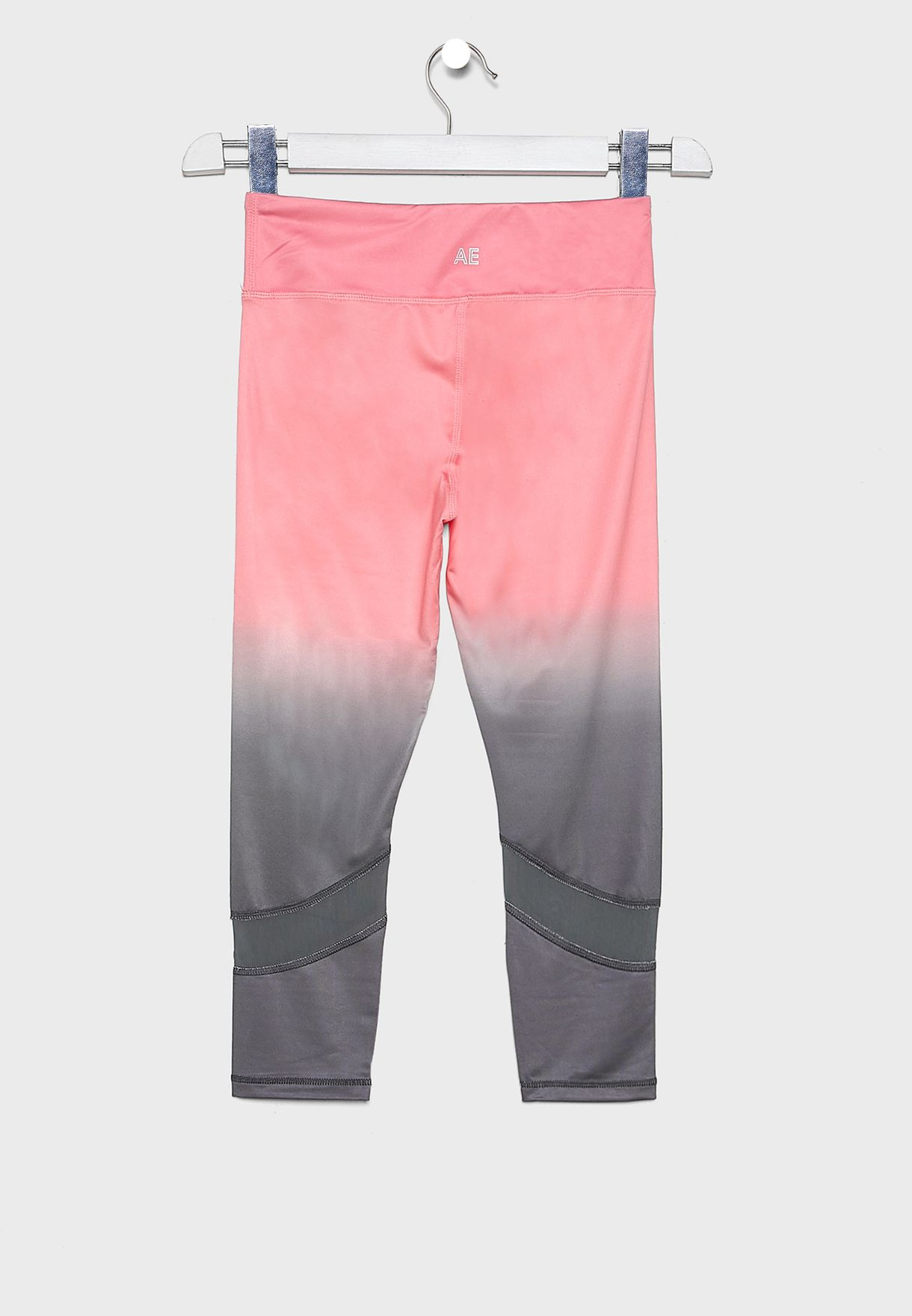 Kids 3/4 Color Block Legging
