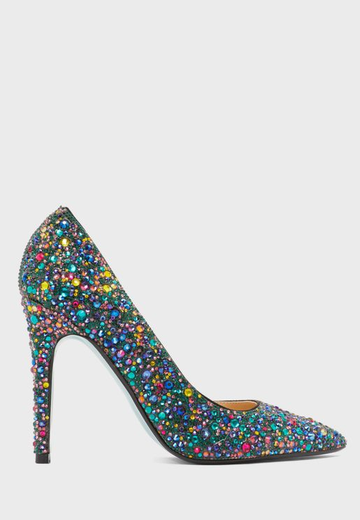 Hazil High Heel Pump