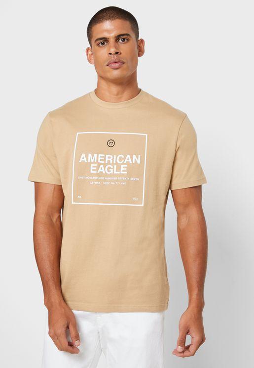 Core Crew Neck T-Shirt