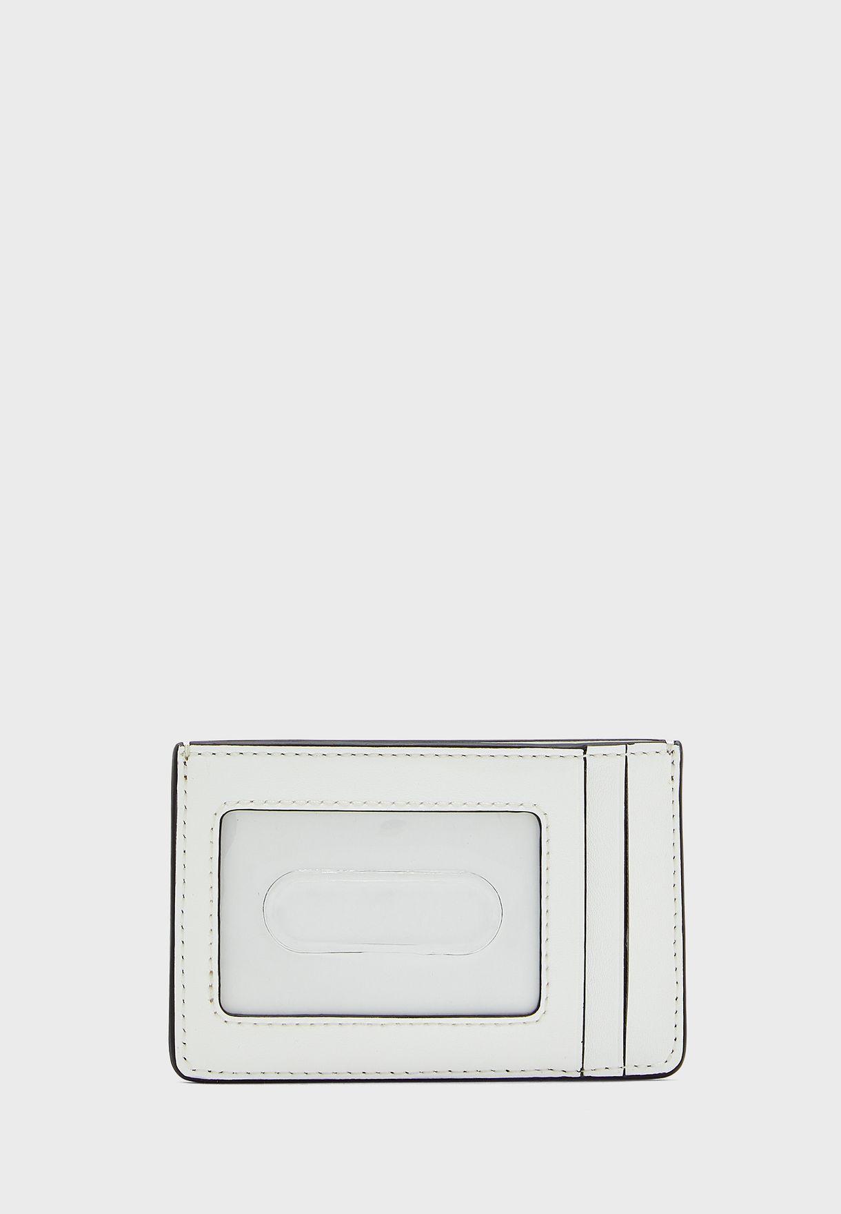 حافظة بطاقات كانفاس