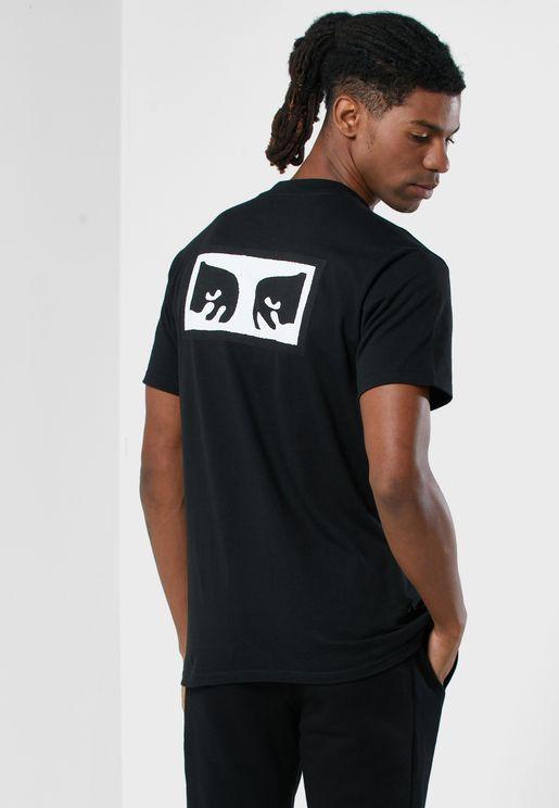 Eyes Graphic T-Shirt