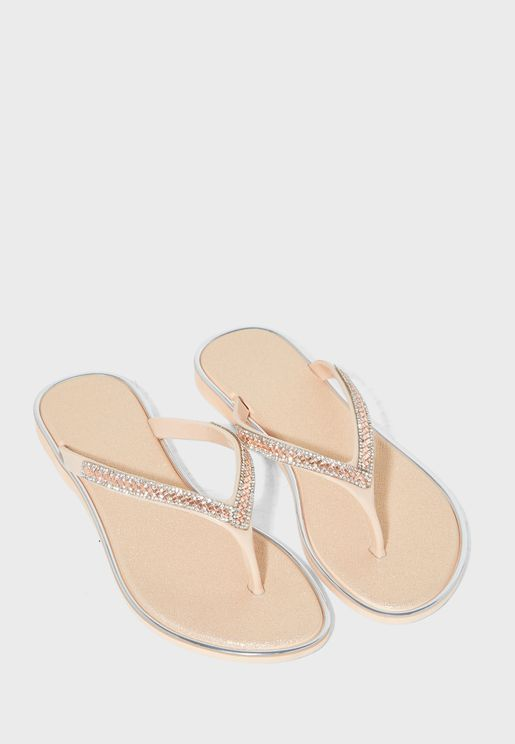 Jewelled Sandals