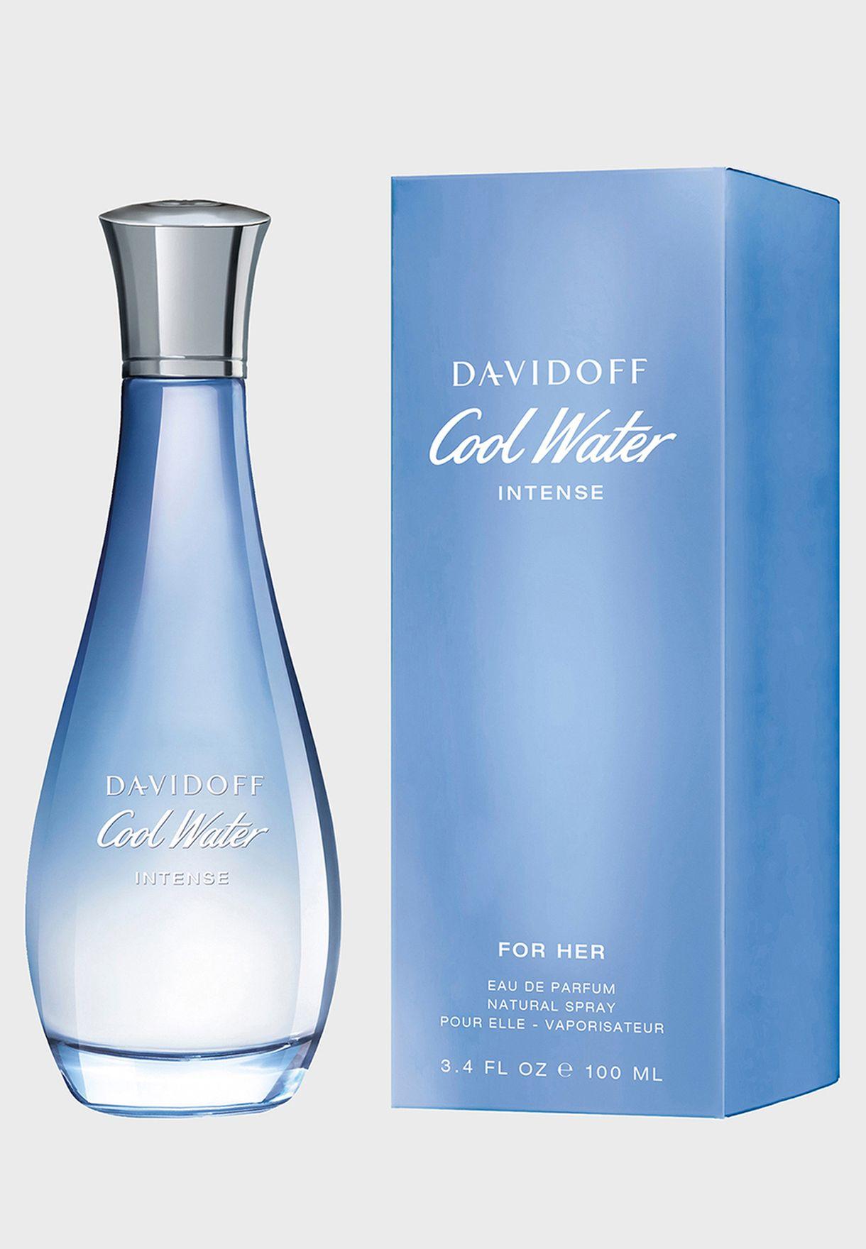 Cool Water Intense Woman Eau De Parfum 100ml