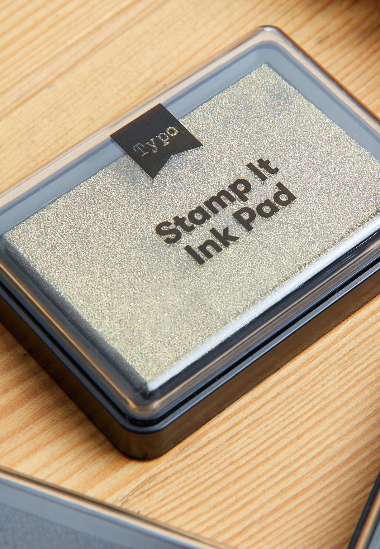 3 Pack Stamp It Pad