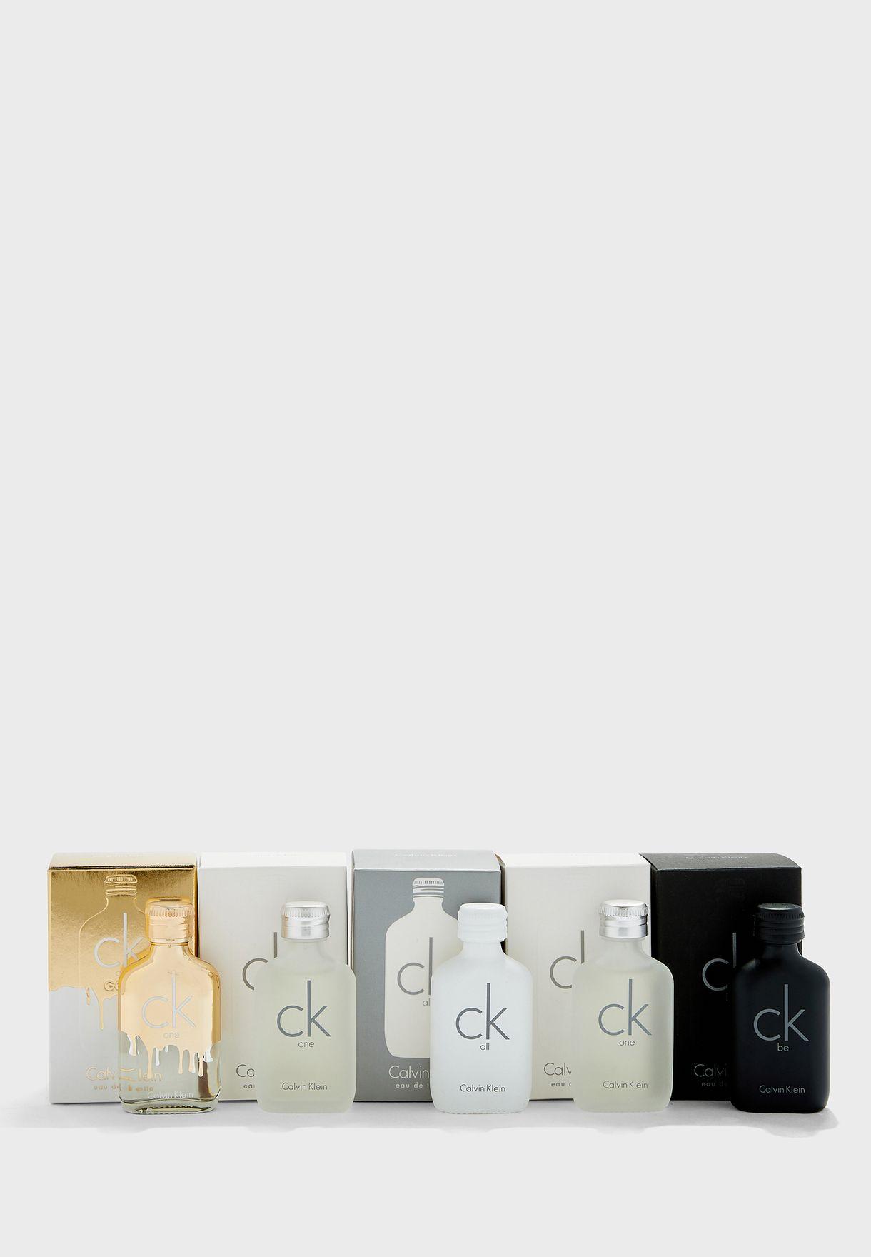 5 Pack For Her/Him Mini Gift Set