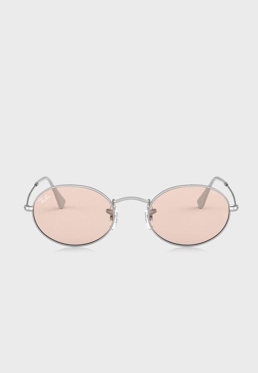 0Rb3547 Round Sunglasses