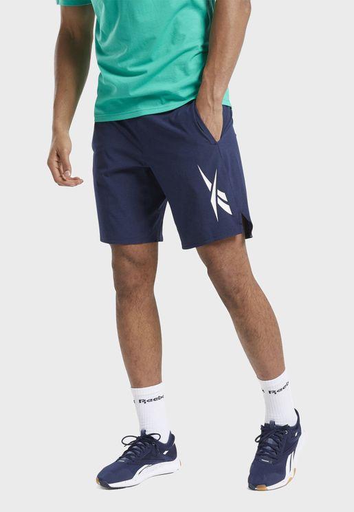 Training Supply Textured Epic Shorts