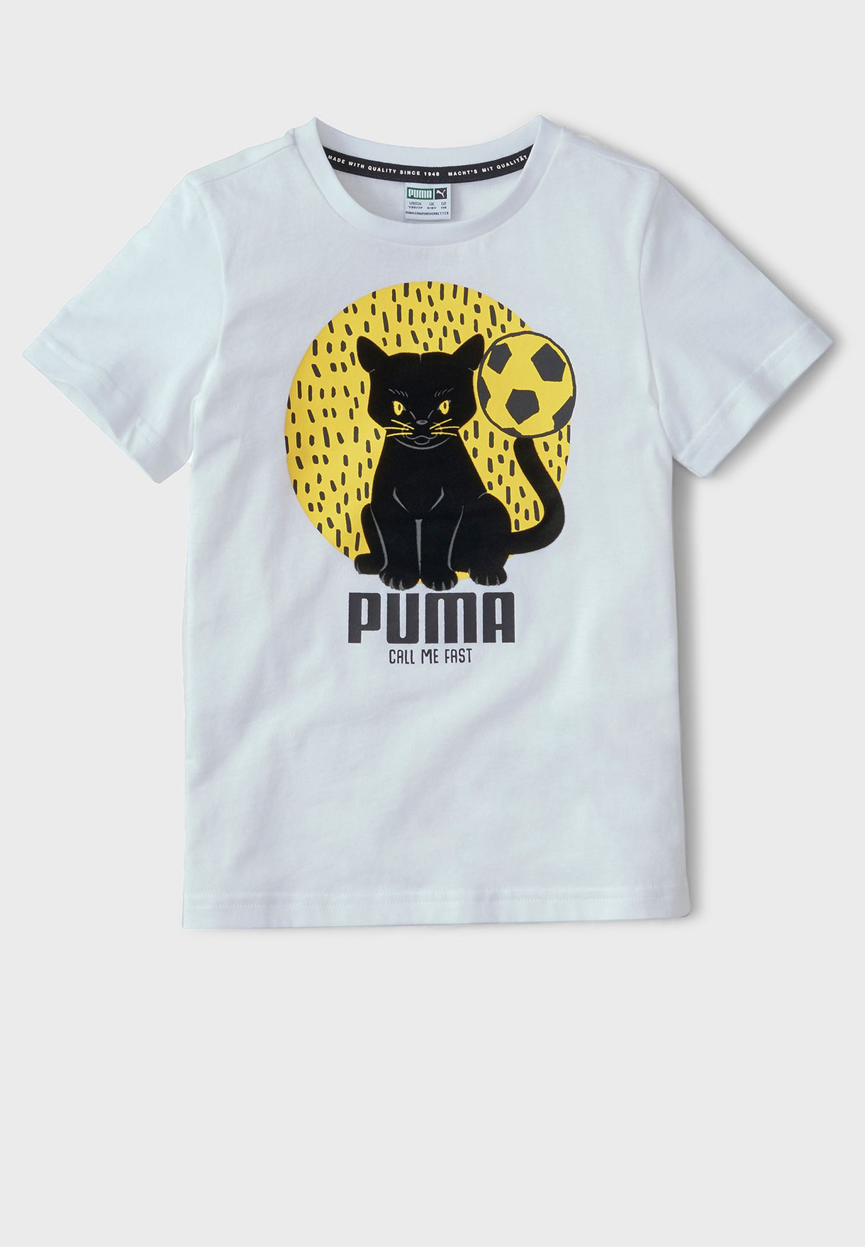 Kids Animals Suede T-Shirt
