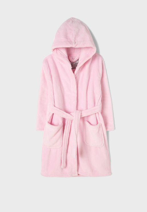Kids Essential Robe