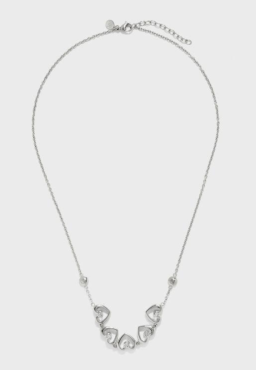 Heart Shape Pendant Necklace