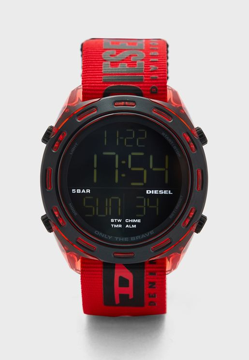 Crusher Digital Watch