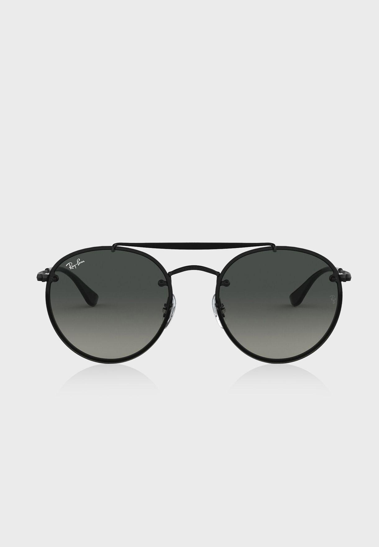 0RB3614N Blaze Round Bridge Sunglasses