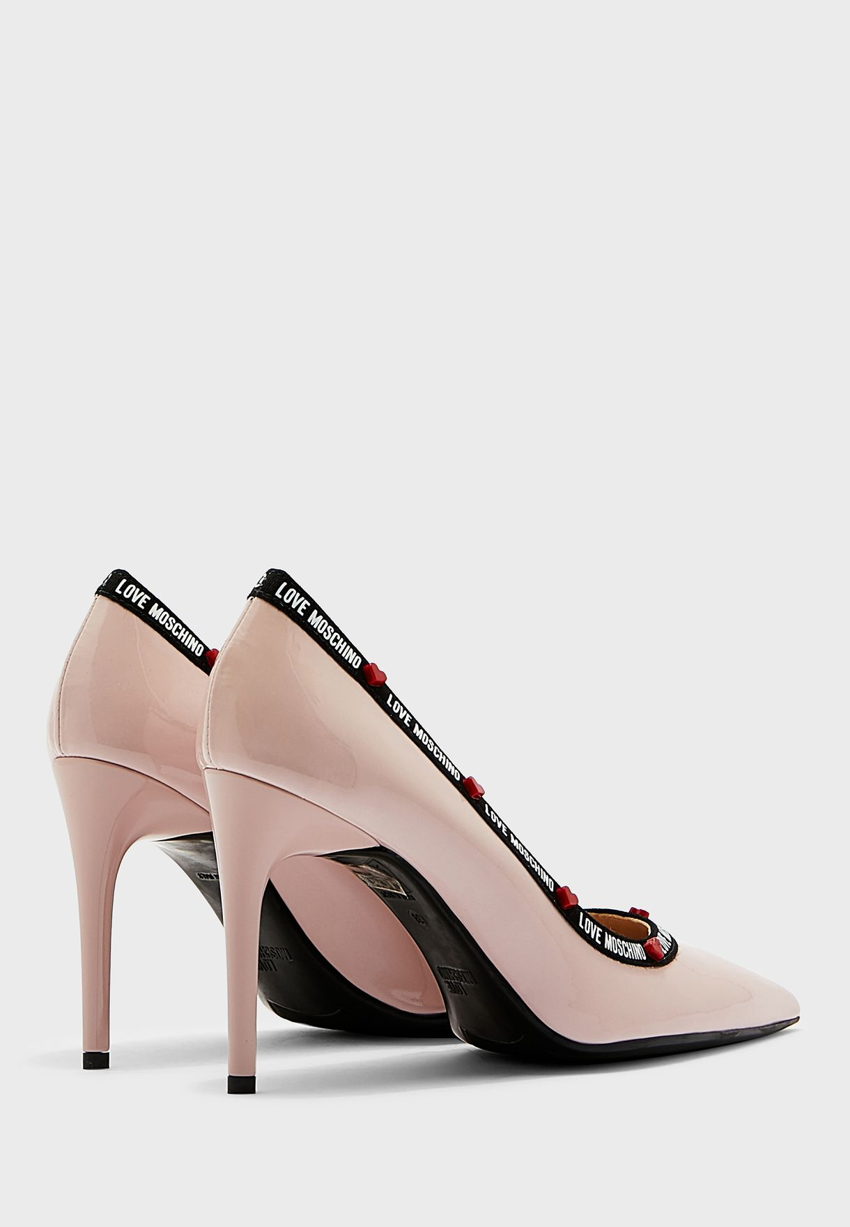 Wide Fit High Heel Pump