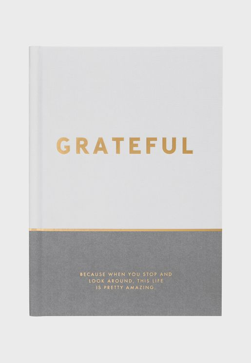 كتاب جورنال انسبايريشين (Gratitude Journal Inspiration)