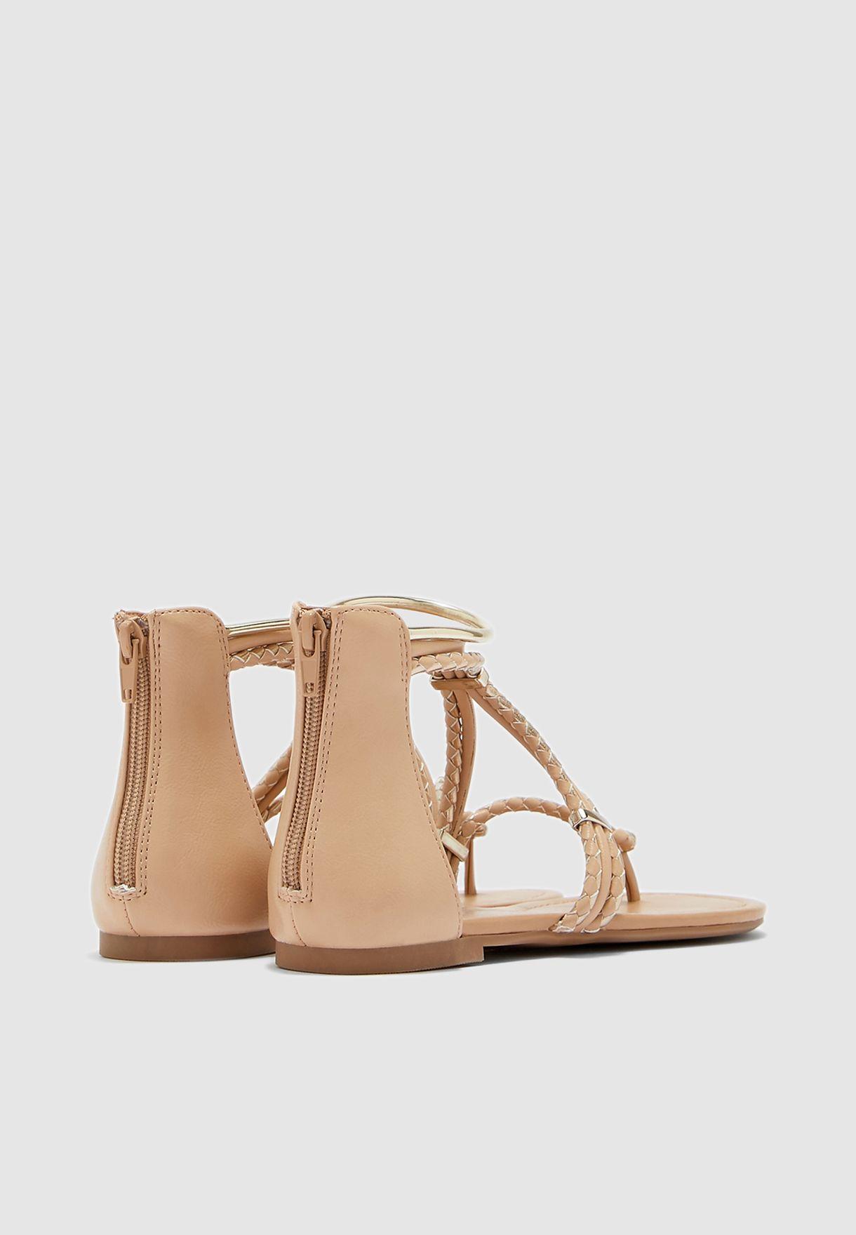 Jelles Colour Block Sandal