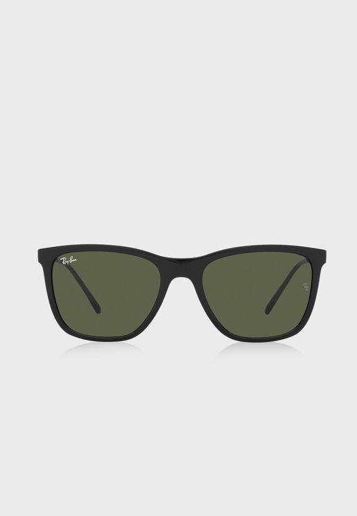 0Rb4344 Wayfarer Sunglasses