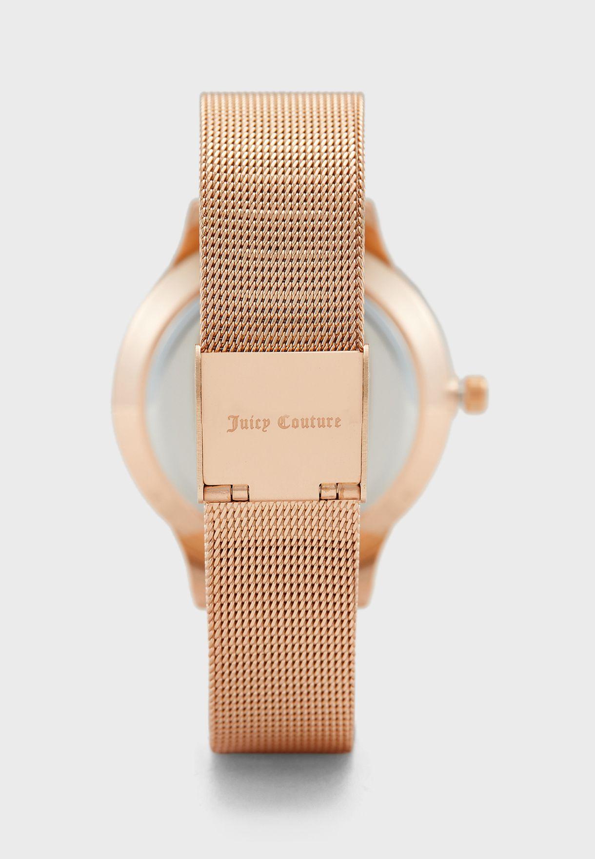 JC1128RGRG Analog Watch