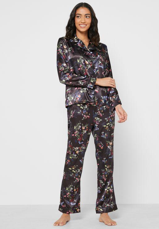Rosa Pyjama Set