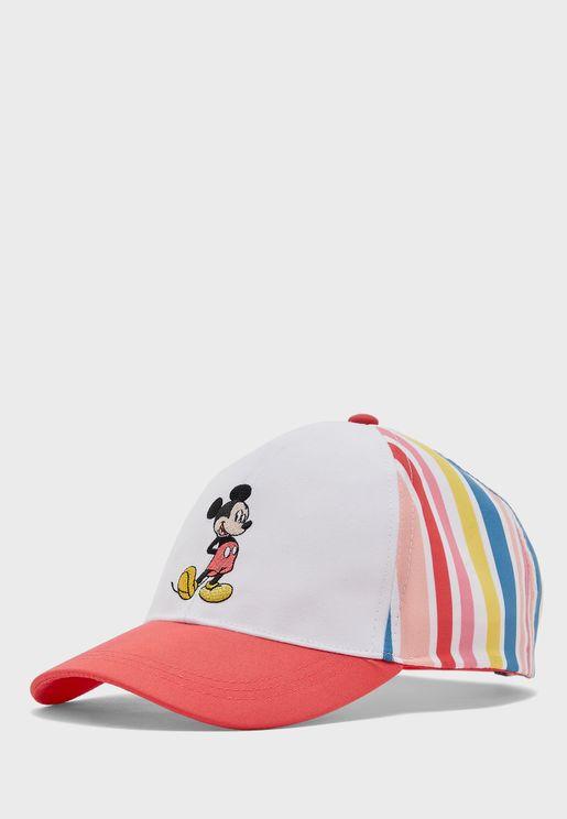 Kids Mickey Cap