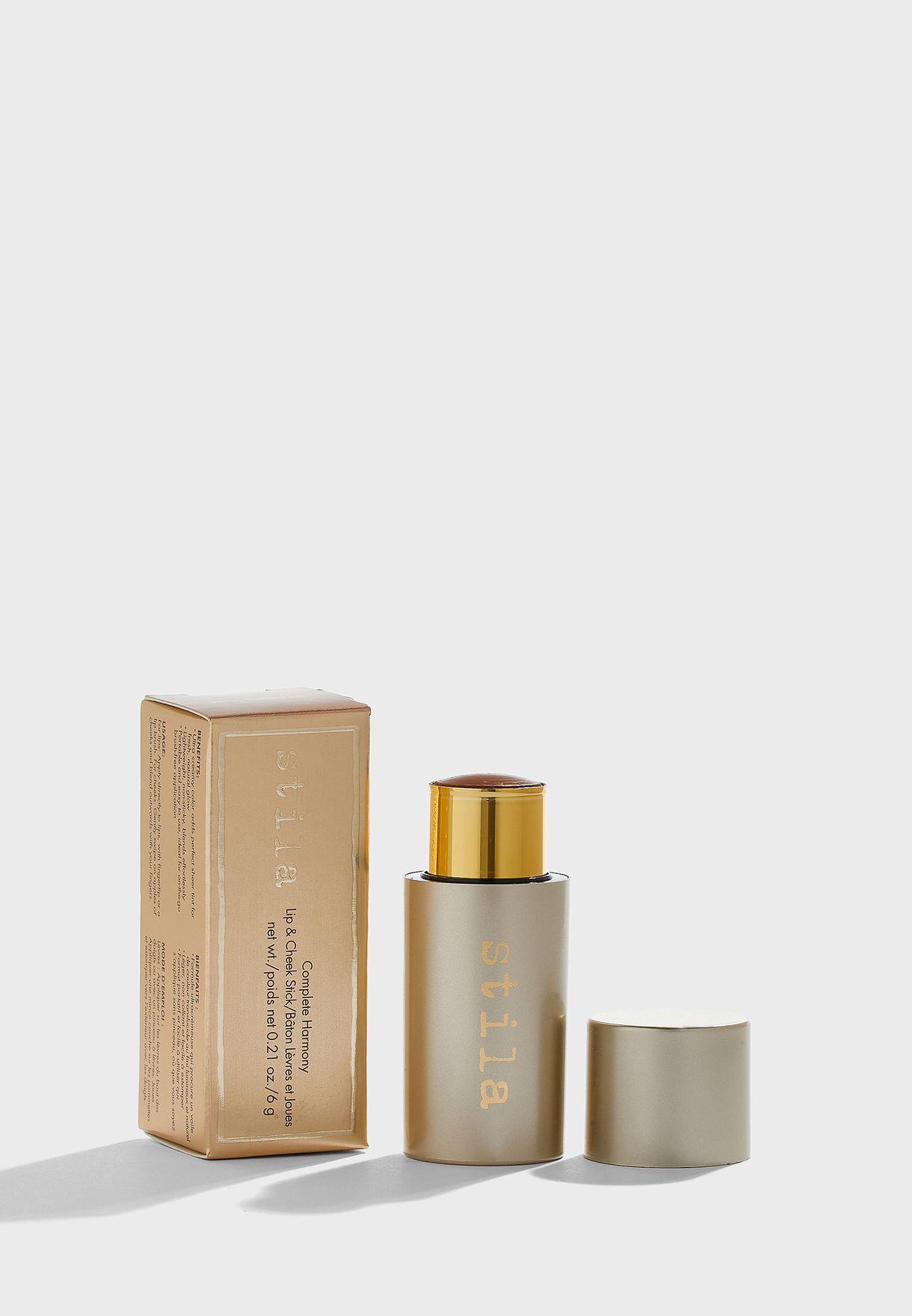 Harmony Lip & Cheek Stick - Sunkissed Bronze