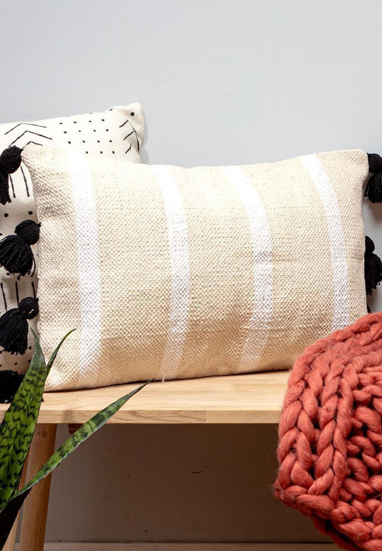 Medina Tassel Cushion