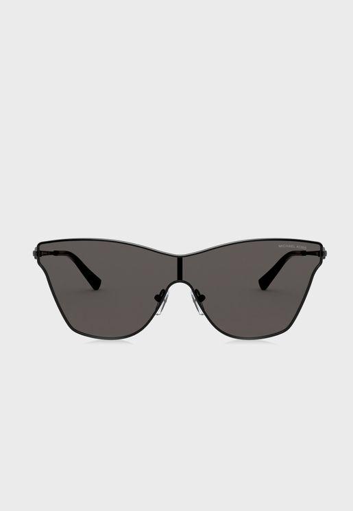 نظارة شمسية عين القطة انيقة