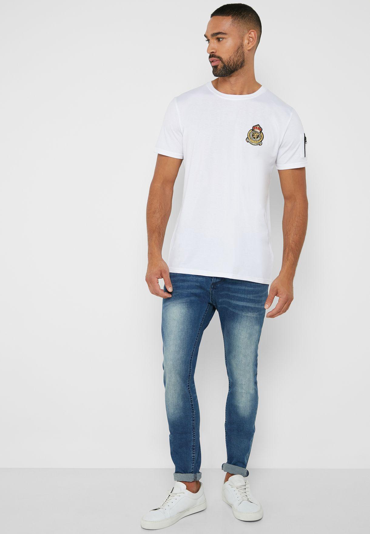 Badge T Shirt