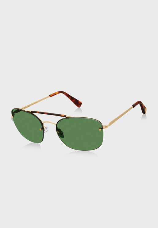 L CO20001 Aviator Sunglasses