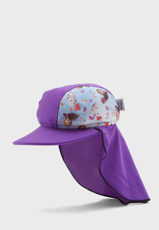Kids Disney Flap Cap