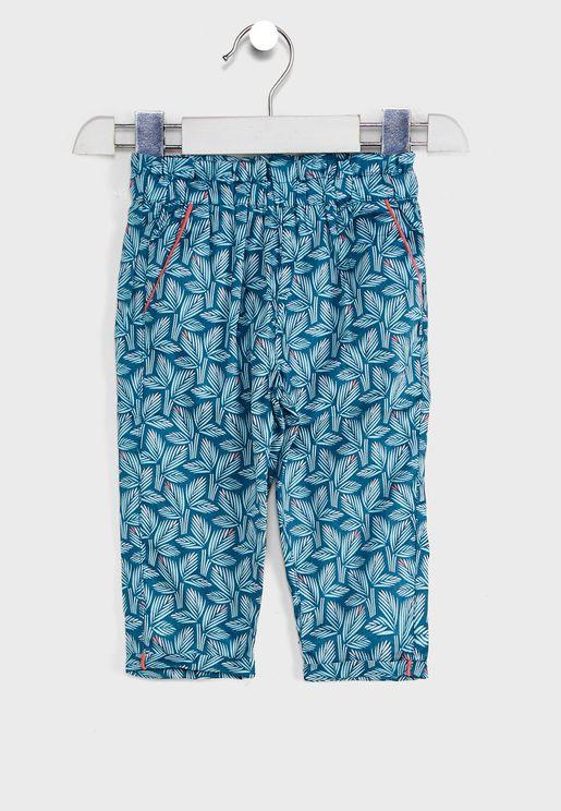 Infant Printed Sweat Pants