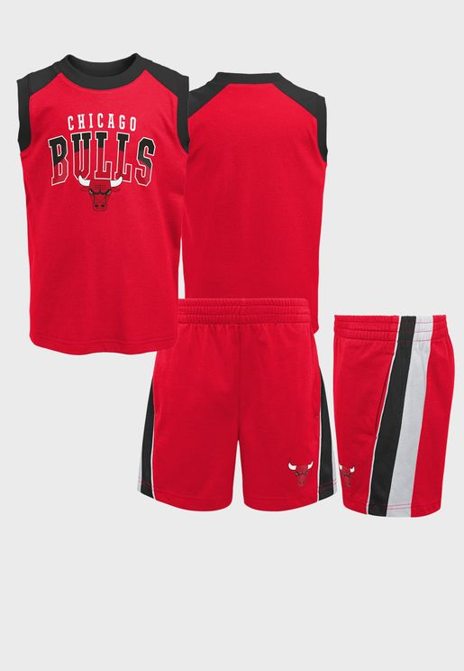 Kids Chicago Bulls Set