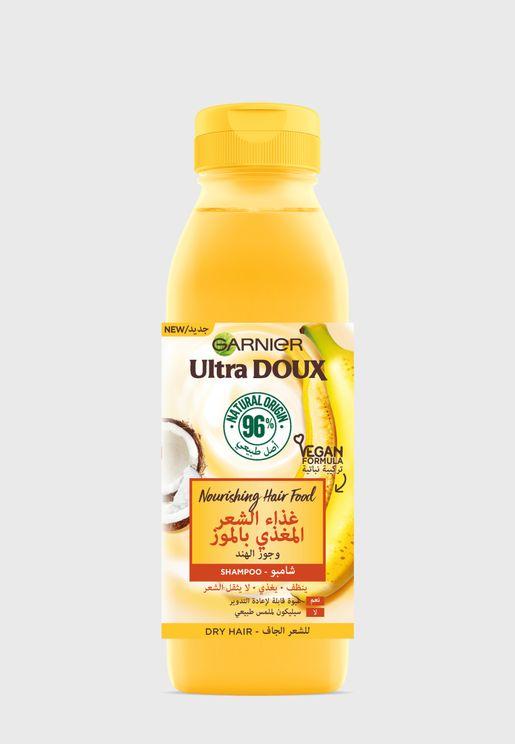 Ultra Doux Hair Food Banana Conditioner 350Ml