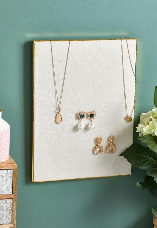 صينية مجوهرات
