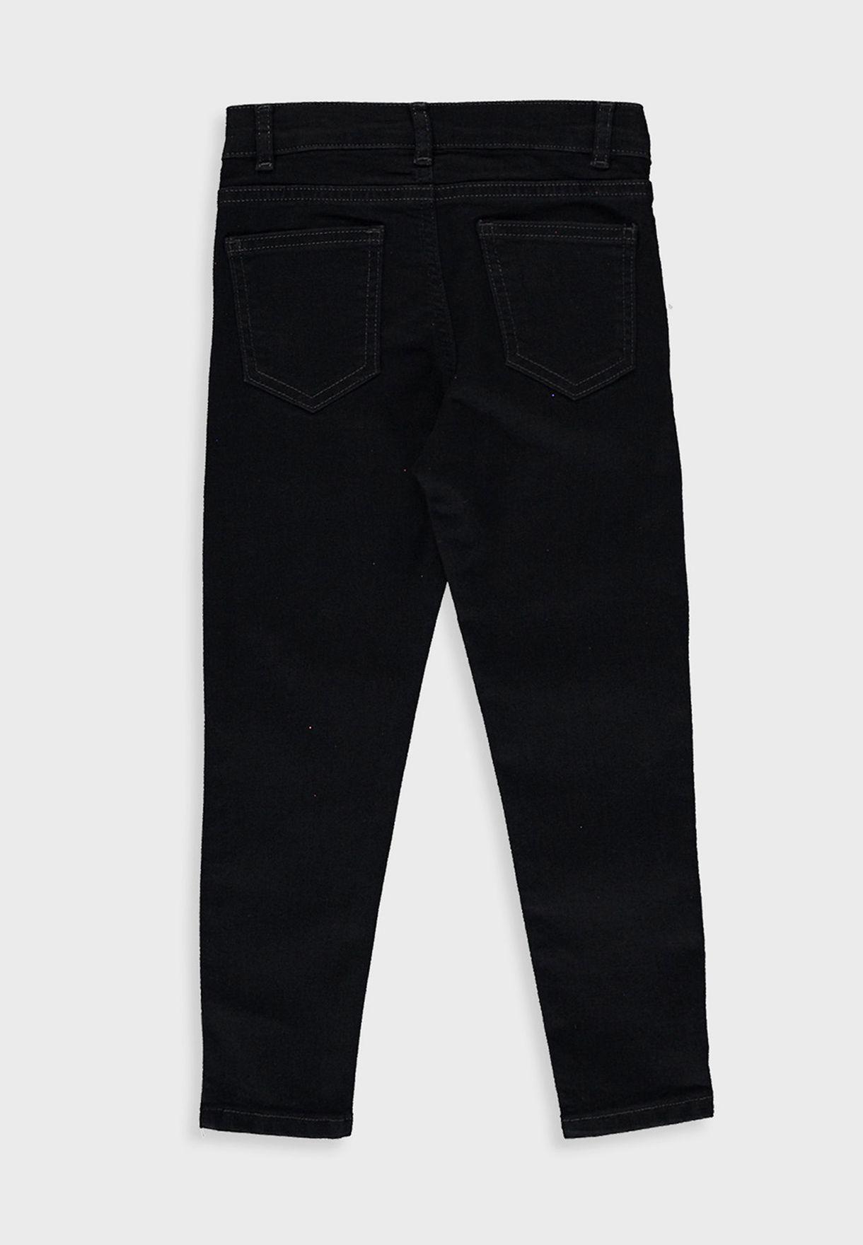 بنطال جينز فاتح