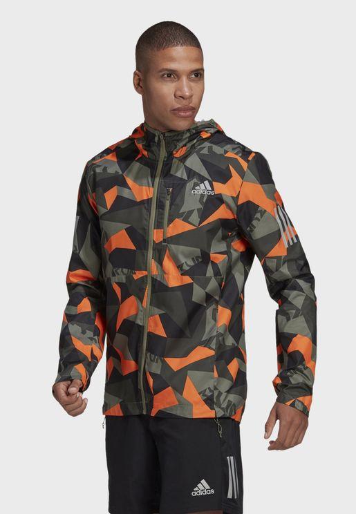 Own The Run Jacket