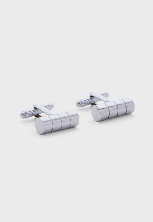 Cylinder Cuff Links