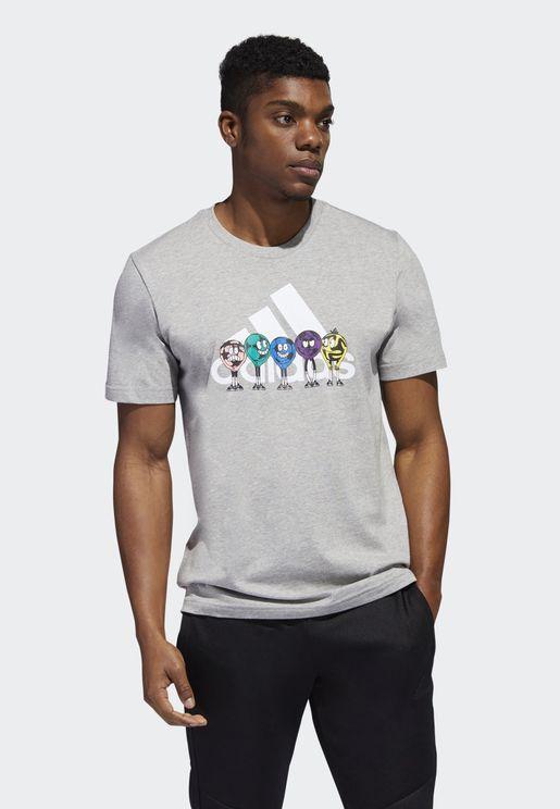 Lil Stripe Wall T-Shirt
