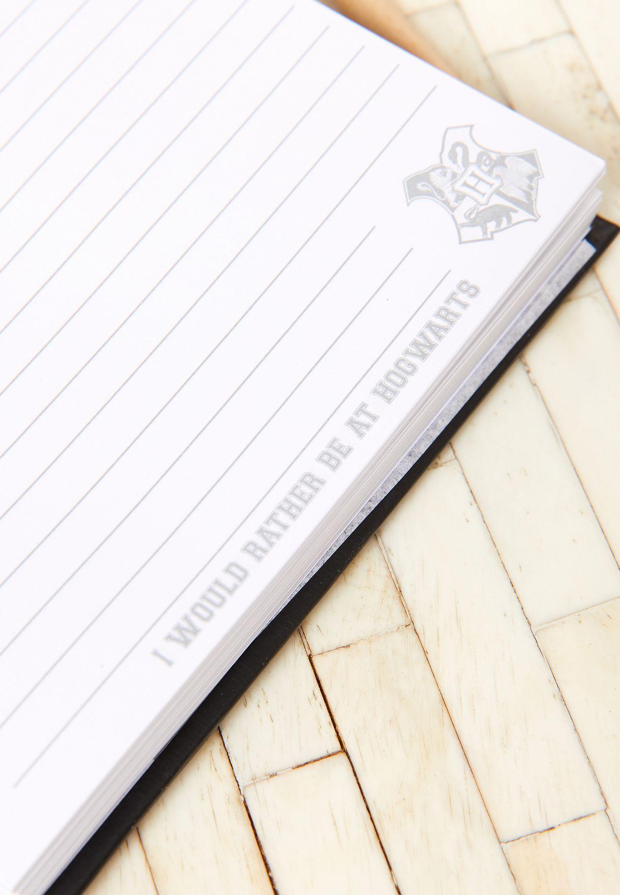 دفتر ملاحظات A5 هاري بوتر