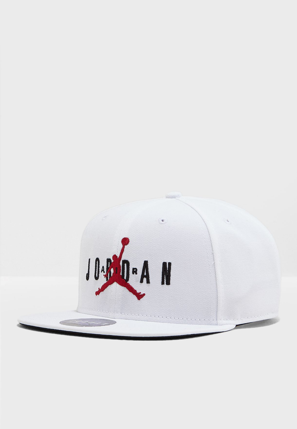 154bec2d136f8 Shop Nike white Air Jordan Pro Cap AV9765-100 for Men in UAE ...