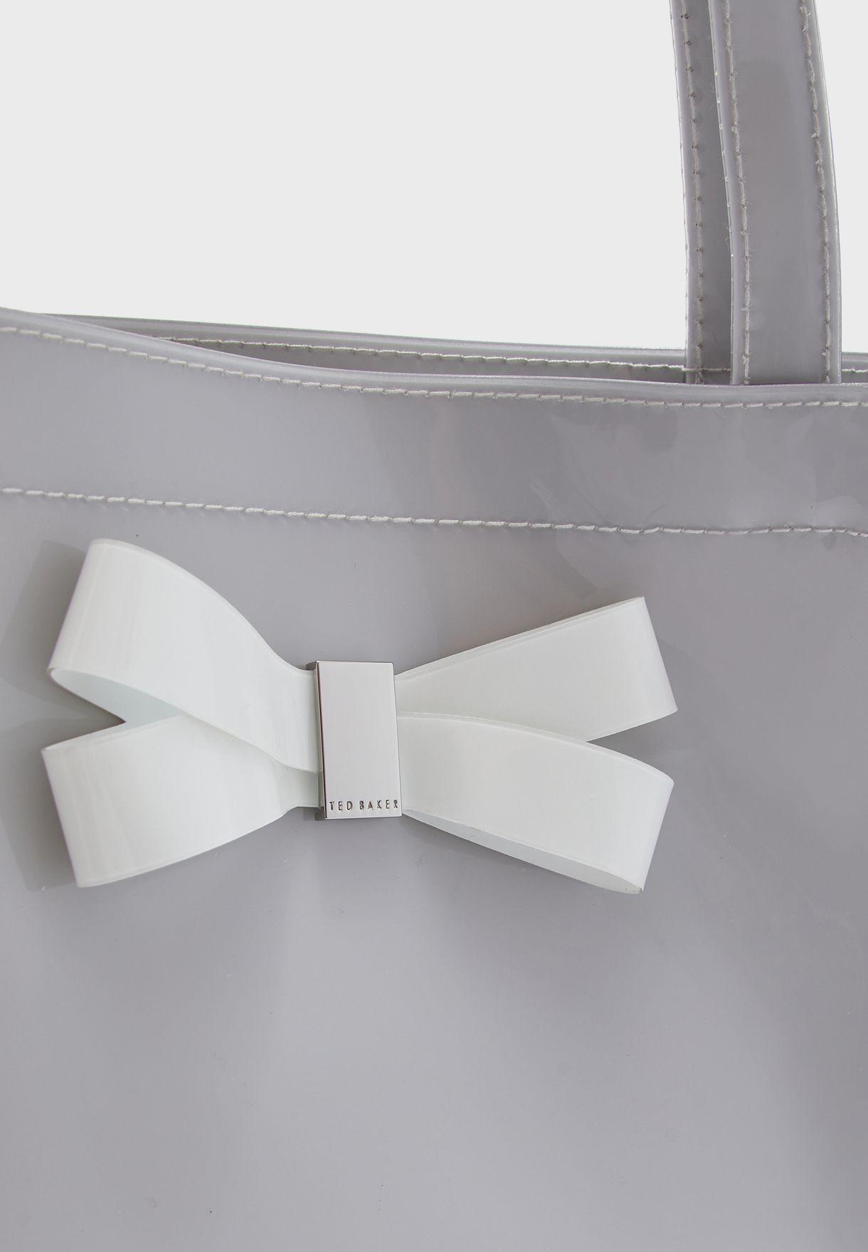 Gabycon Bow Detail Large Icon Shopper