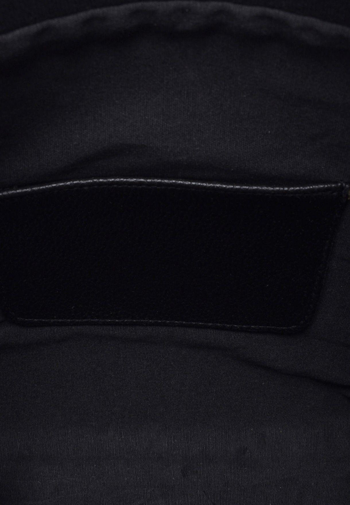 Zip Detail Tote