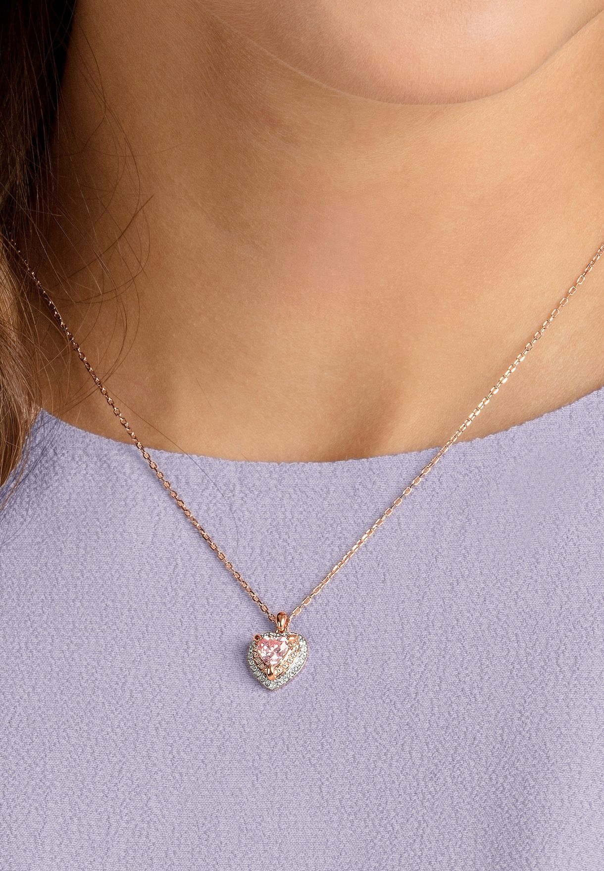 One Necklace With Pendant
