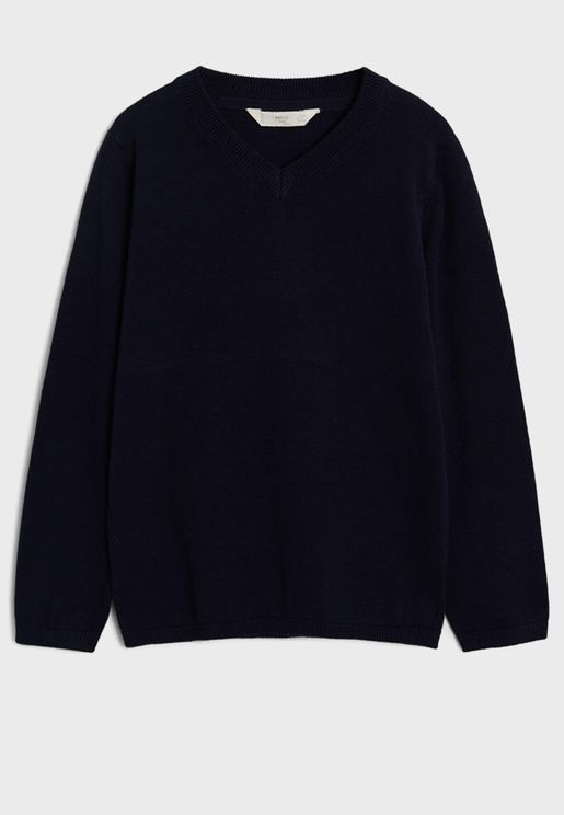 Kids Essential Sweater