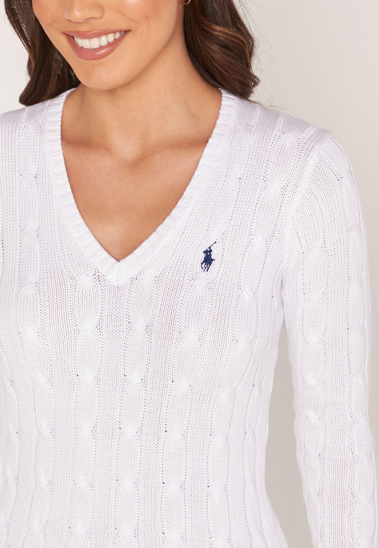 Kimberly Logo Sweater