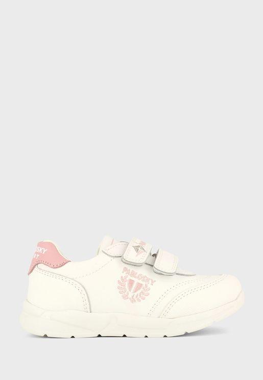 Infant Double Strap Velcro Sneaker