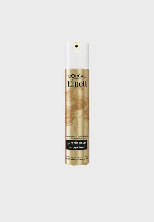Elnett Supreme Hold Hair Spray 200ml