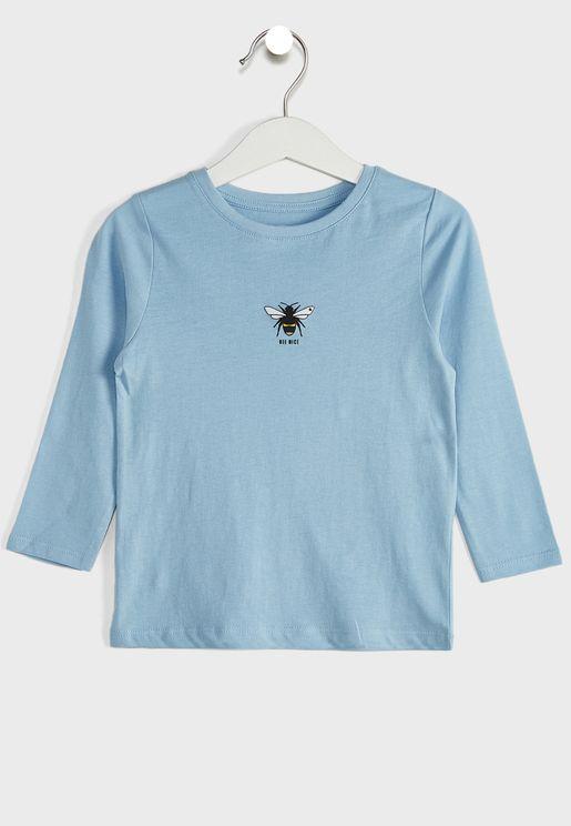 Kids Bee Nice T-Shirt