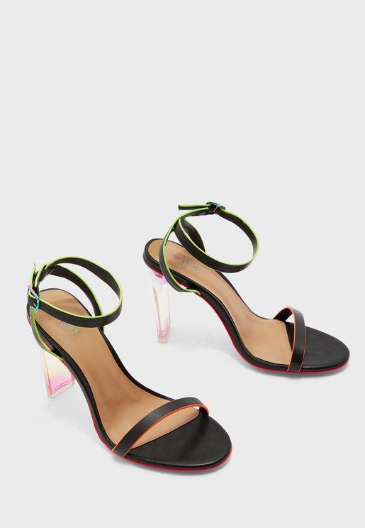 Hayvenn Ankle Strap Sandal