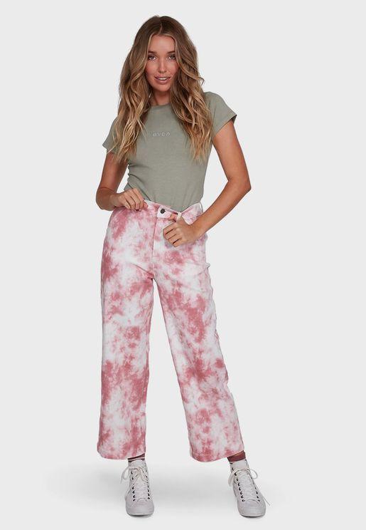 Tyed Pants