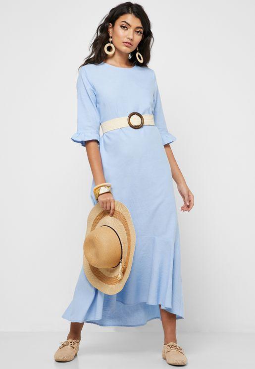 Pephem Maxi Dress